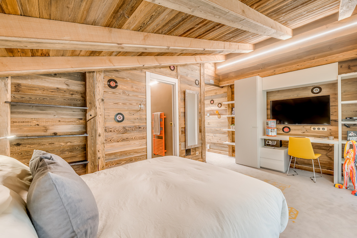 Chalet Rock And Love – Chambre Adulte