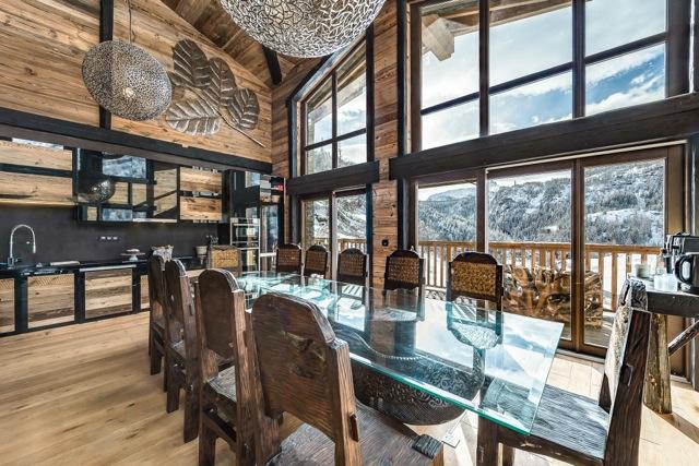 Chalet Ubud – Salle à manger