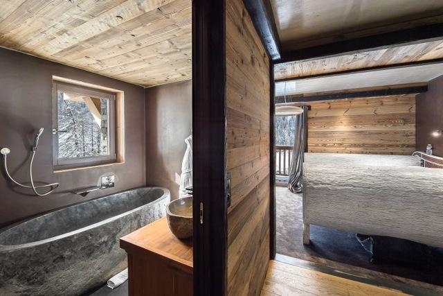 Chalet Ubud – Salle de bain