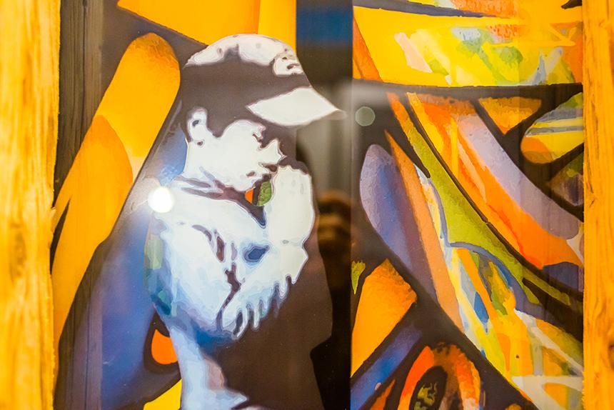 Chalet Banksy Tribute – Chambre Bristol