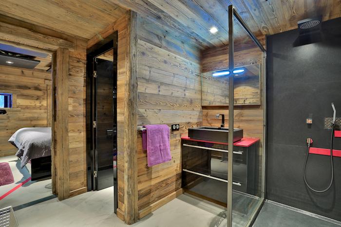 Chalet Quezac – Salle de bain