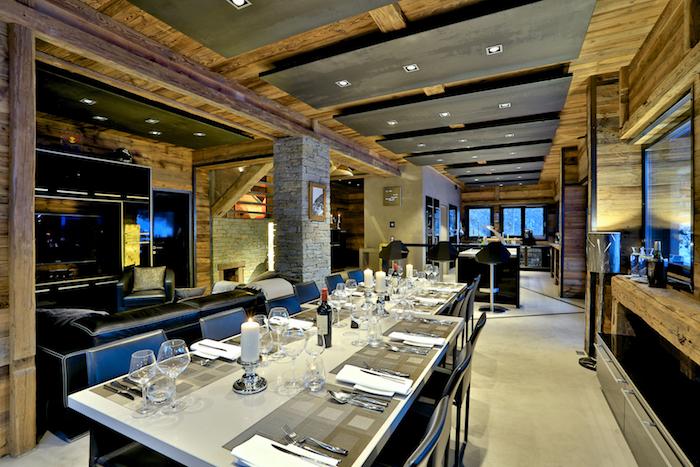 Chalet Quezac – Salle à manger