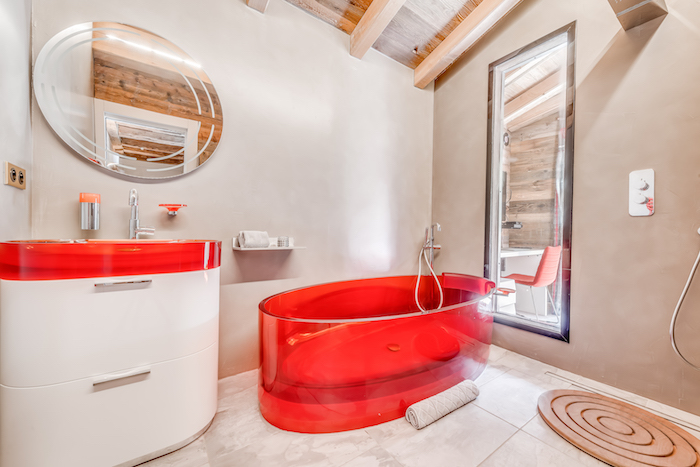 Chalet Rock and Love – Salle de bain