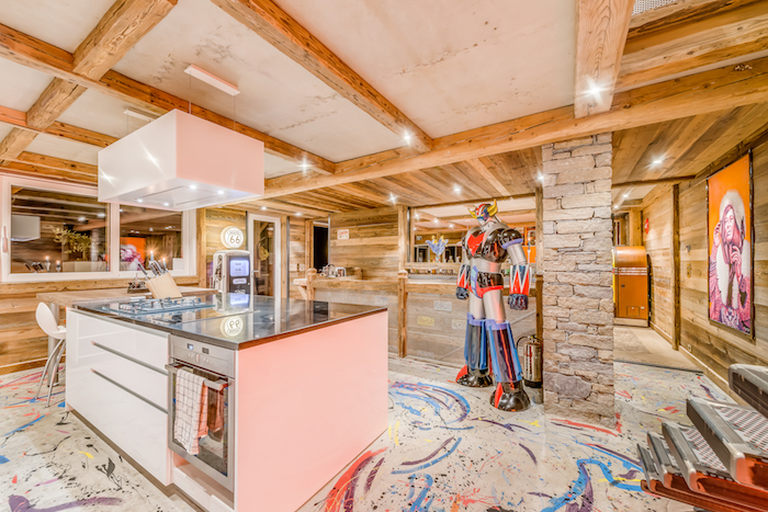 Chalet Rock and Love – Cuisine