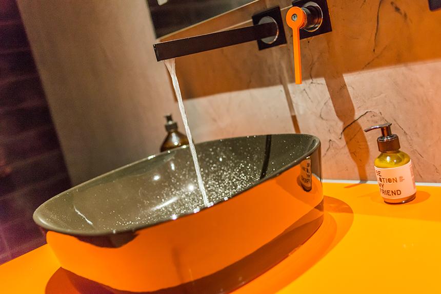 Chalet Banksy Tribute – Salle de bain Chambre Amsterdam